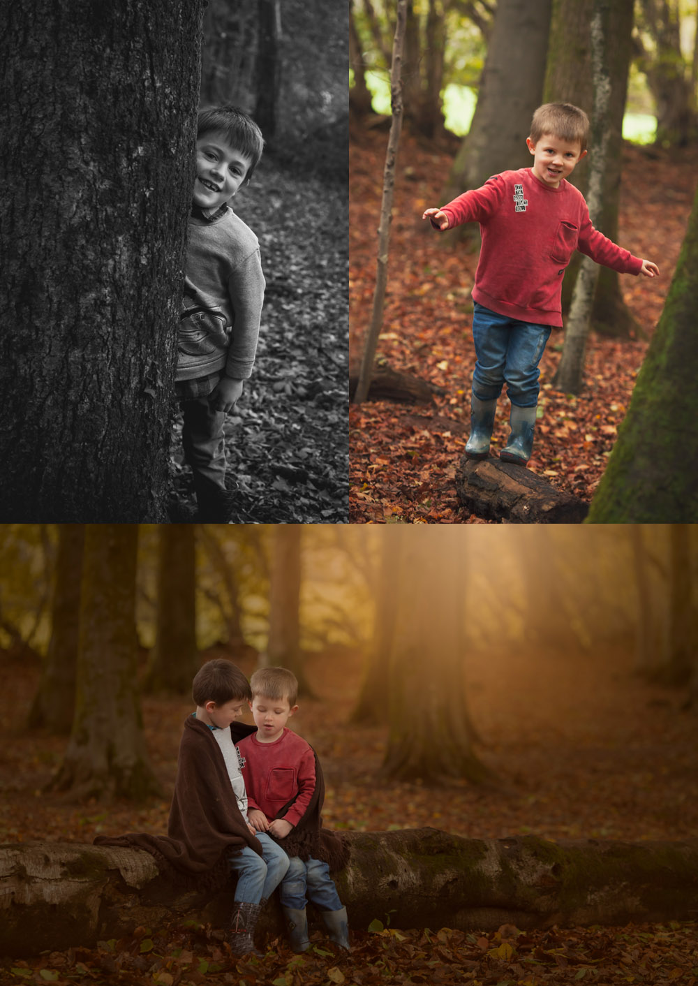 Family Photography South Wales