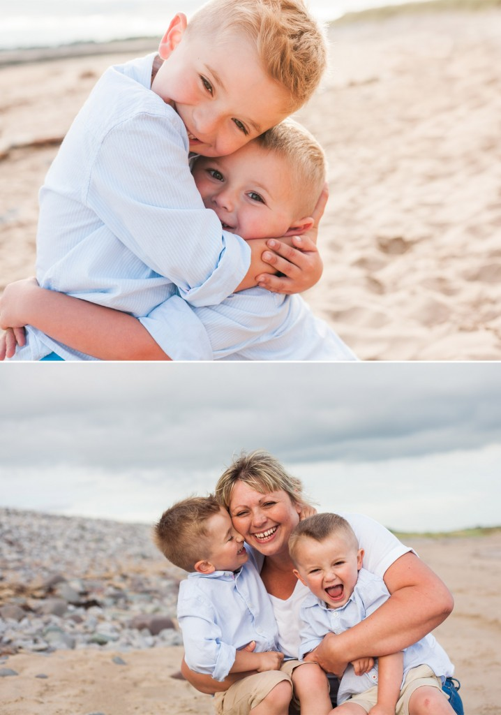 Beach Family Photography - Sweet Whimsy Photography