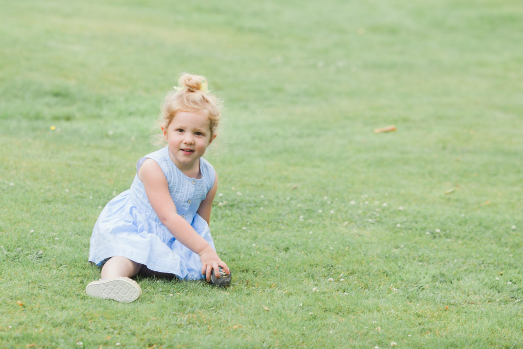 How to Have a Great Photoshoot with a Toddler