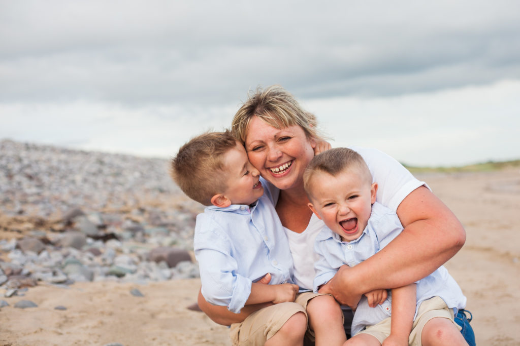 Sweet Whimsy Photography Family Beach Photography