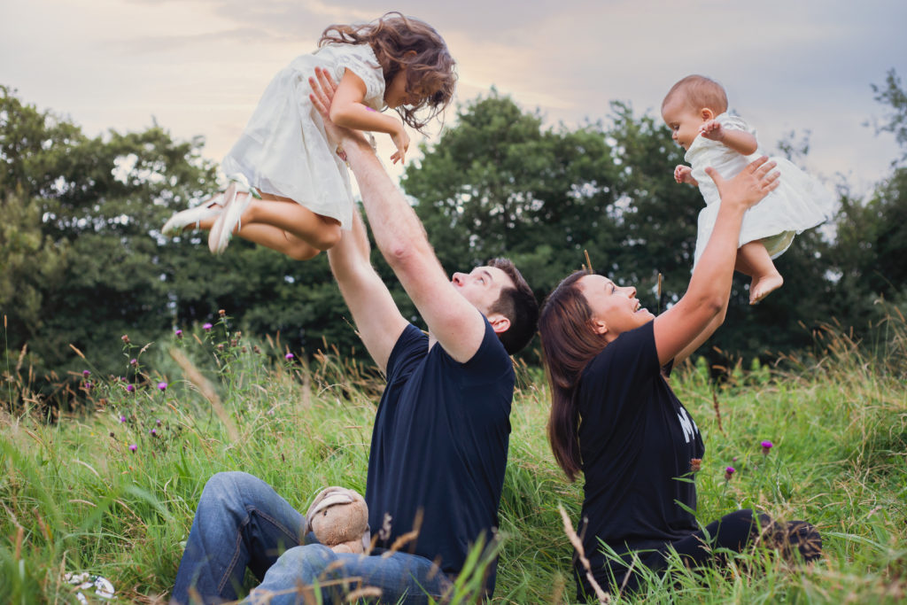Family Outdoor Photoshoot Caerphilly Sweet Whimsy Photography