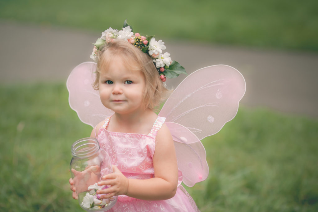 Fairy Photo Shoot - Sweet Whimsy Photography