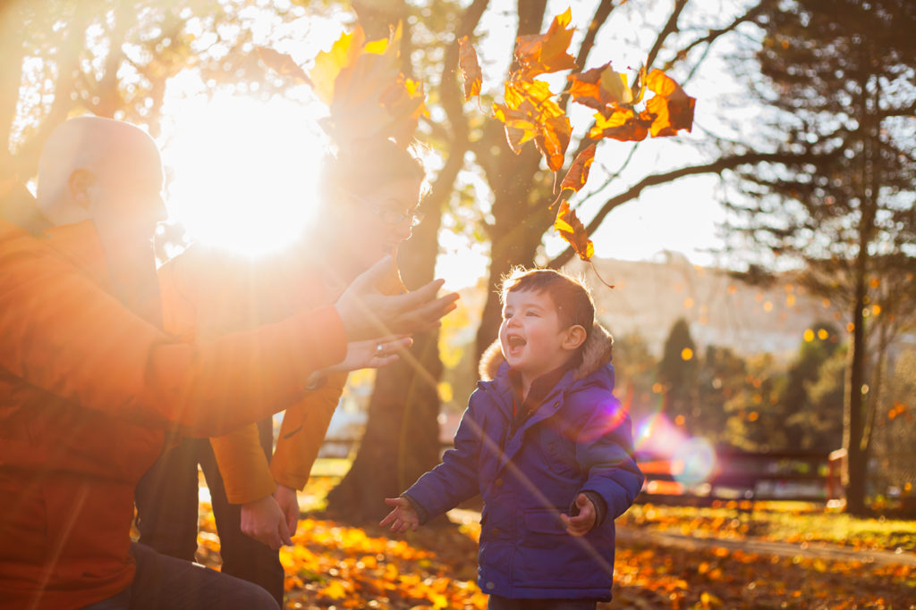 Sweet Whimsy Photography - Autumn Family Photography