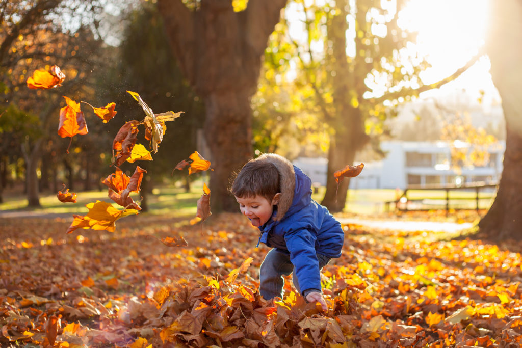 Autumn Family Photoshoot - Sweet Whimsy Photography