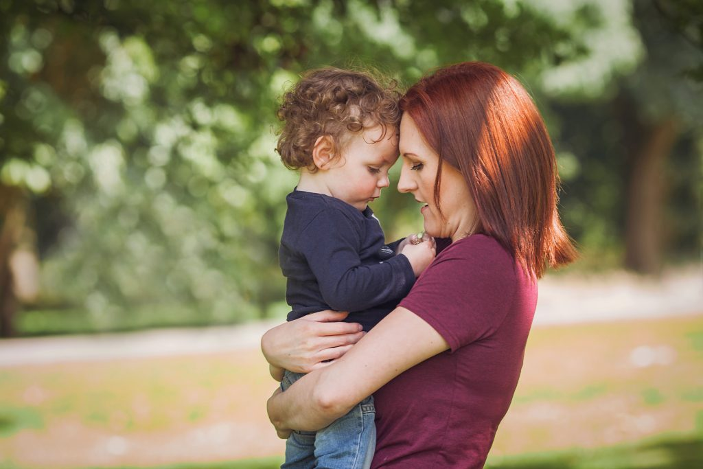 Sweet Whimsy Photography Mother and Son