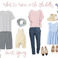 Bluebell Photography Outfit Inspiration – Sweet Spring