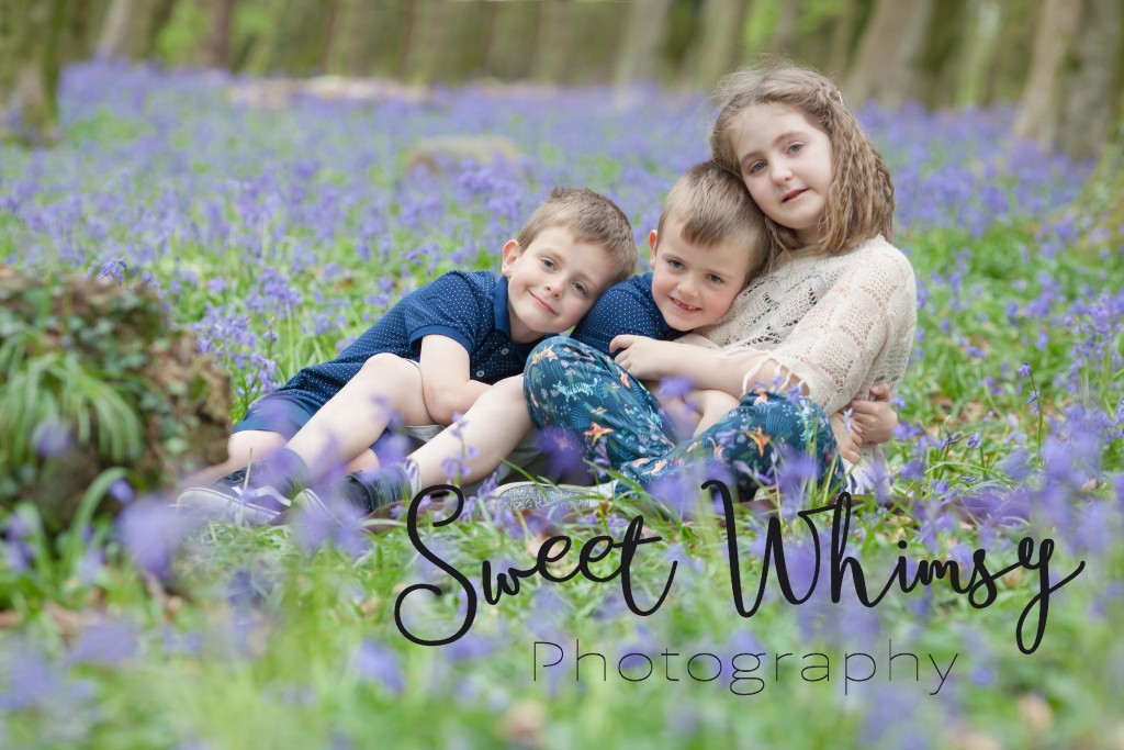 Bluebell Photography Cardiff