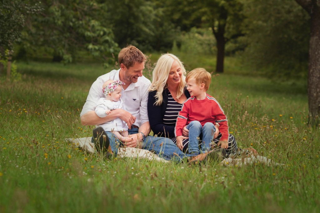 Cardiff Family Photoshoot Bute Park