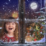 Magical Christmas Portraits